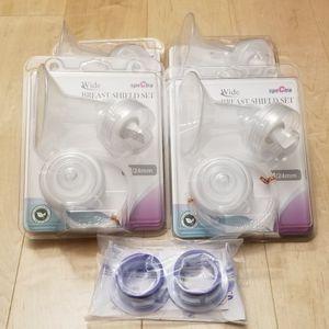 Spectra Breastshield Set for Sale in Kirkland, WA