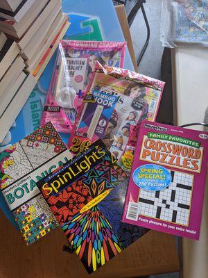 Fun activity books for Sale in North Providence, RI