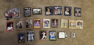 Assorted Baseball Cards for Sale in Parkville, MD