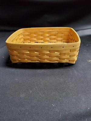 Longaberger basket for Sale in Tacoma, WA
