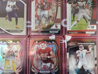 Football Card Lot for Sale - Brady, Herbert, More for Sale in Lorain,  OH