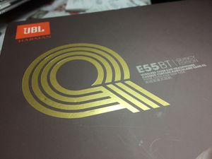 JBL E-55 BT| Quincy Edition for Sale in Los Angeles, CA