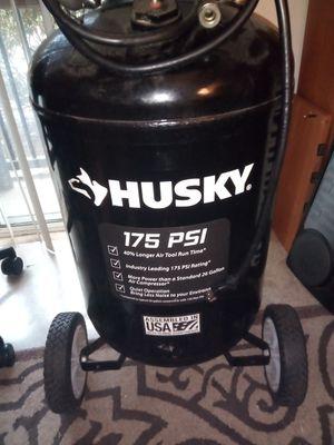 HUSKY COMPRESSOR H303C 175 PSi NEVER USED for Sale in San Juan Capistrano, CA