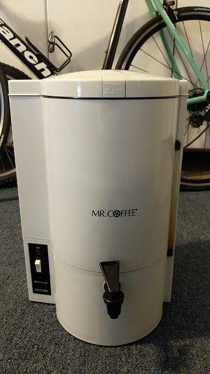 Mr Coffee 24 cup coffee maker for Sale in Glendora, CA