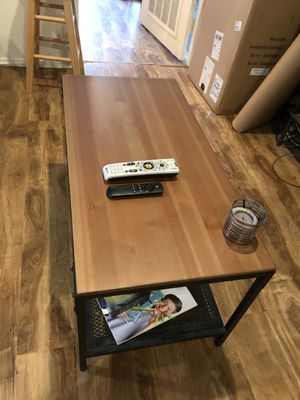 Wooden Coffee Table for Sale in West Hollywood, CA