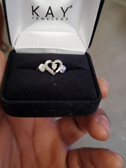 8.5 Promise Ring From Kay Make An Offer Never Been Worn for Sale in Euclid,  OH
