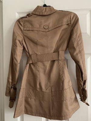 1 Raincoat & 1 Coat, Brown (2 items) for Sale in Woodbridge, VA