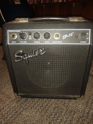 FENDER PRACTICE AMP for Sale in Pompano Beach, FL
