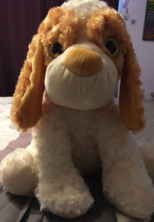 Stuffed dog teddy bear for Sale in El Paso, TX