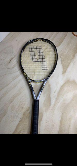 Prince thunder ultralite titanium oversize 115 4 3/8 tennis racket for Sale in Peoria, AZ