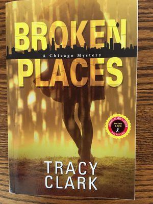 "New ""BROKEN PLACES"" Mystery for Sale in Harrisonburg, VA"