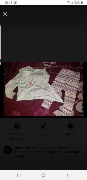 Toddler girl size 4t and 4/5 clothes for Sale in Pueblo, CO