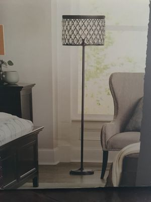 Allen roth floor lamp and table lamp set for Sale in Macungie, PA