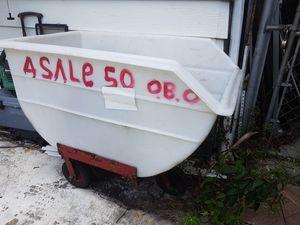 Heavy duty 3 wheel cart for constraction/garden work for Sale in Boca Raton, FL