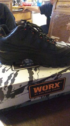 Red Wing Steel Toe Work Boot for Sale in Fremont, CA
