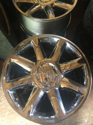 """Denali wheels rims 20"""" for Sale in Memphis, TN"""