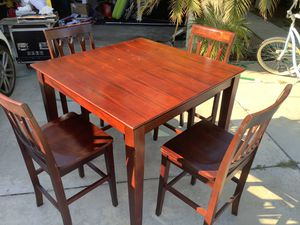 Kitchen/Bar Table for Sale in Vista, CA