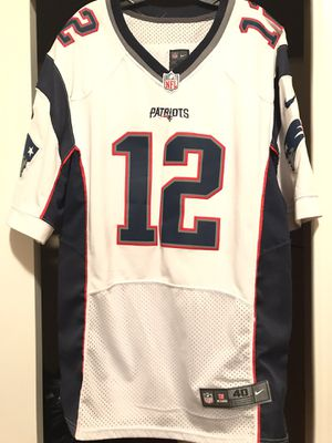 New England Patriots football jersey for Sale in Austin, TX