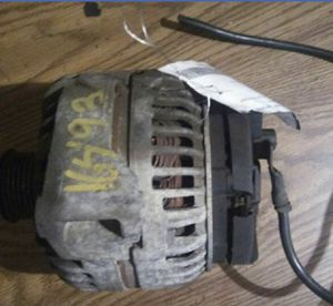 BOSCH MERCEDES BENZ ALTERNATOR USED & TESTED! WAS PURCHASED FOR MODEL (W220) S430 YEAR 2003 MERCEDES for Sale in Middletown, NJ