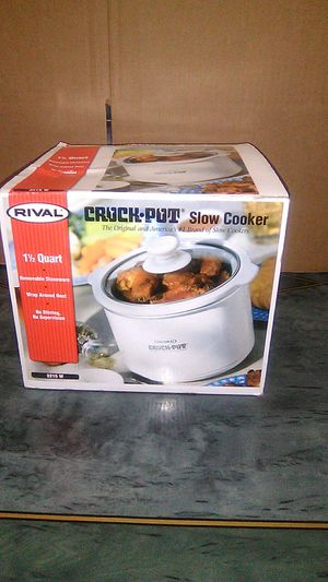 Slow Cooker Crock Pot 1.5 QT for Sale in Miami, FL