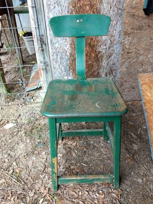 Hand made antique chair for Sale in Lyman, SC
