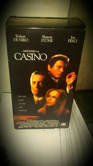 1996 Casino 2 Tape VHS for Sale in Fairfax, VA