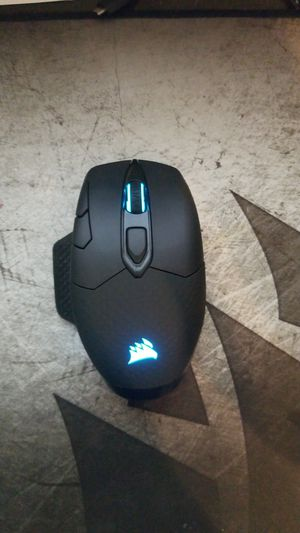 Corsair Dark Core SE wireless gaming mouse for Sale in Sharon, MA