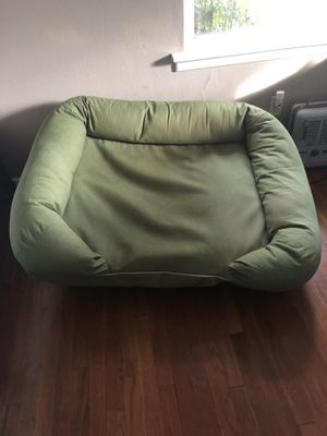 LL Bean Large Washable Dog Couch Bed LIKE NEW for Sale in Carrollton, TX