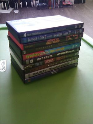 HUGE 23 FILM DVD COLLECTION for Sale in Decatur, IN