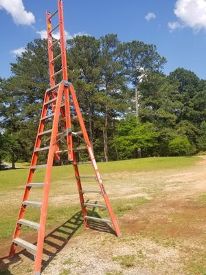 10' A frame ladder for Sale in CHATT HILLS, GA