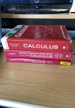 Calculus Set for Sale in Santa Maria, CA