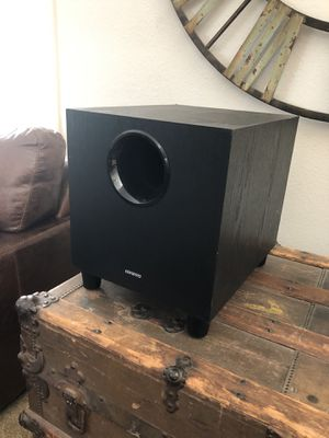 Onkyo Subwoofer for Sale in Corona, CA