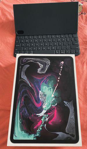 Like New IPad Pro 11 Inch 3rd Gen (Wifi+Cellular Model) 100 Days Apple Warranty for Sale in San Diego, CA