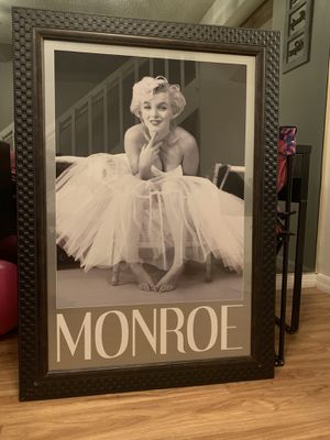Marilyn Monroe frame for Sale in Tampa, FL