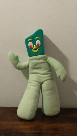 GUMBY Vintage plush Doll toy for Sale in Riverside, CA