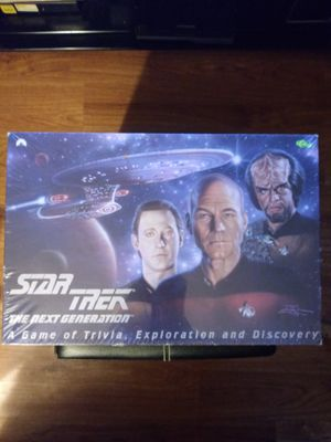 Star Trek The Next Generation board game -Classic 1993 for Sale in Columbus, OH