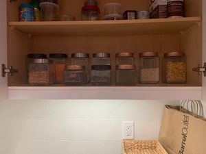 Glass kitchen containers for Sale in Bethesda, MD