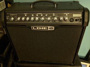 Line 6 Spider iv 75 Watt and FBV Shortboard mkii for Sale in West Springfield, VA