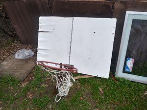 Basketball hoop board for Sale in Irving, TX