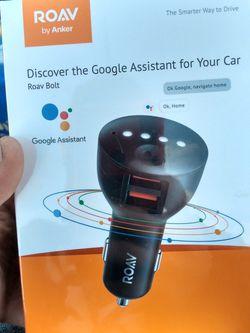 Anker ROAV w Google Assistant for Sale in San Angelo,  TX