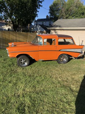 1957 Chevy Bel Air Custom Shorty Wagon for Sale in Elmhurst, IL