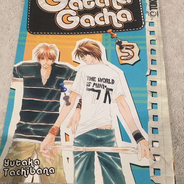 Gatcha Gatcha Manga