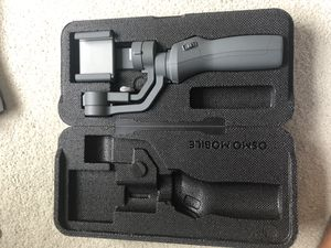 DJI osmo Mobile 2 Handheld Smartphone Gimbal for Sale in Milford, CT