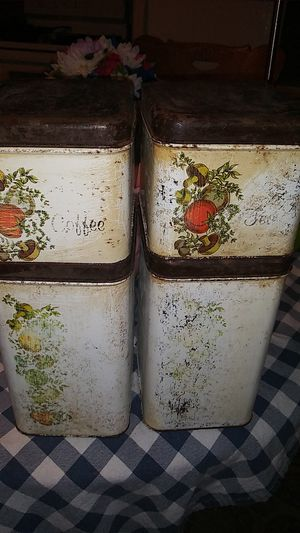 Canister set for Sale in Greenville, SC