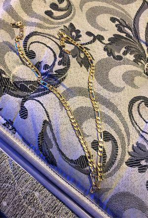 18k gold chain 200 flat Austin tx for Sale in Austin, TX