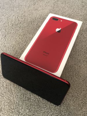 Iphone 8 plus in excellent condition for Sale in Puyallup, WA