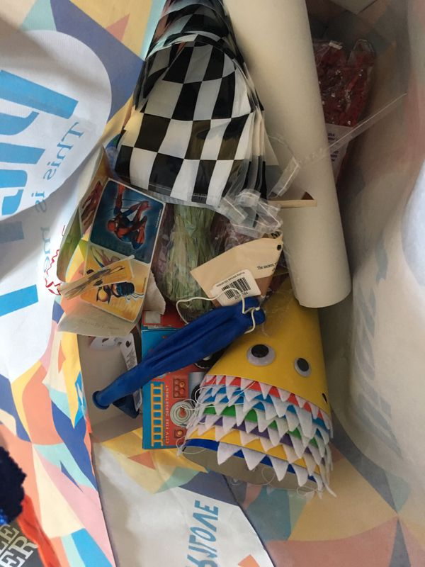 Boys Party Supplies