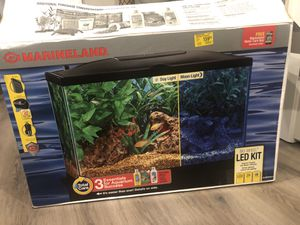 29 gallon aquarium for Sale in Fairfax, VA
