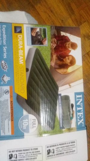 Intex air mattress for Sale in Huntsville, AL