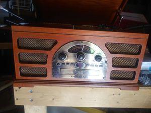 Older multi-unit record player radio tape deck for Sale in Villa Park, IL